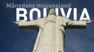 maanadens misjonsland bolivia