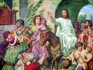 Jesus-rider-palmesondagP1050883