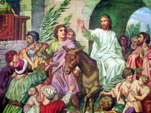 Jesus-rider-palmesondag