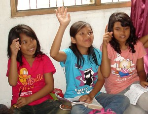 soendagsskolebarn-fra-sumatra