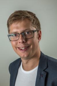 Steffen Stensland. Foto: NLM/ Bård Kristian Bøe
